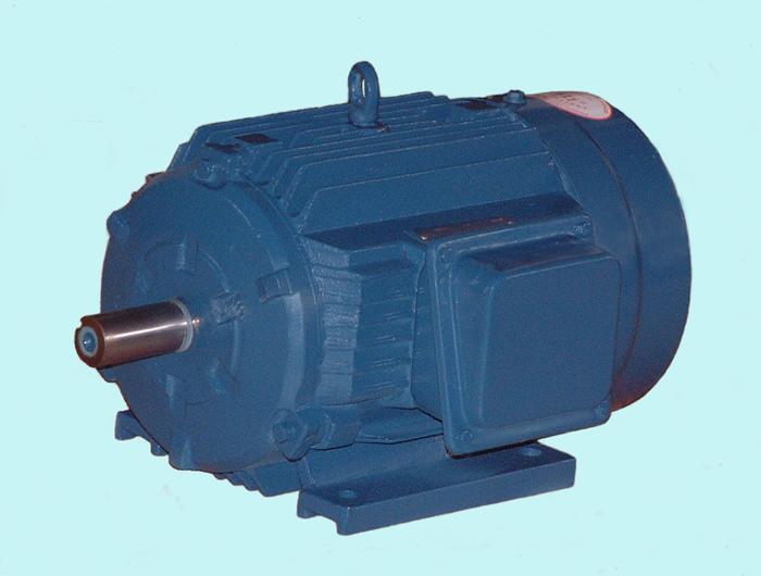 YD变级多速三相异步电机系列及特种电机